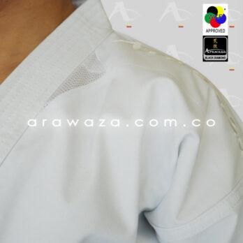 Arawaza Black Diamond WKF Aprobado