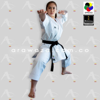 Arawaza Black Diamond WKF Aprobado