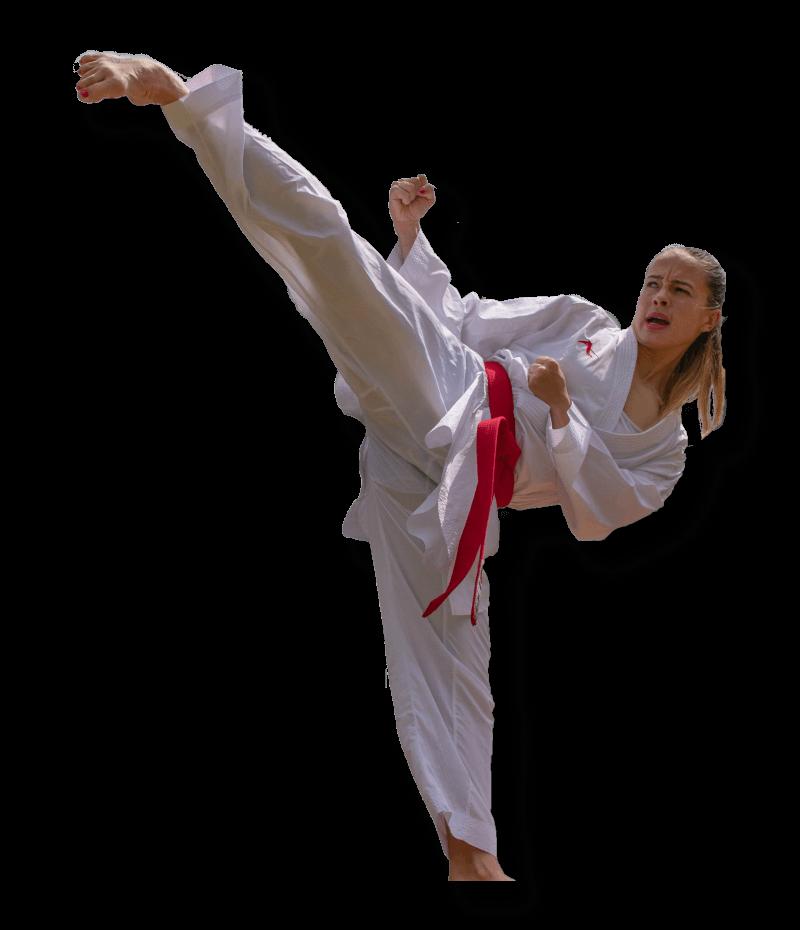Paula Ruíz - Karateka Selección Colombia - Arawaza es una de las marcas más reconocidas en el mundo del karate - Compra en nuestra tienda en línea